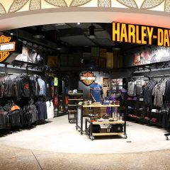 Harley-Davidson launches its showroom at Mumbai Airport