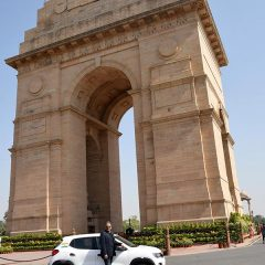 Renault Kwid Completes Iconic 18,996 Km Drive From Delhi to Paris