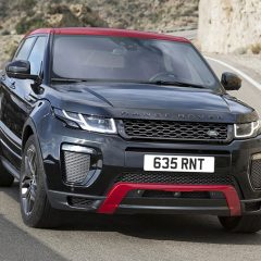 2017 Land Rover Evoque launched in India at INR 49.10 Lakhs