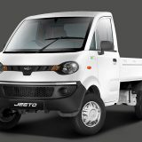Mahindra Jeeto CNG variant launched in India