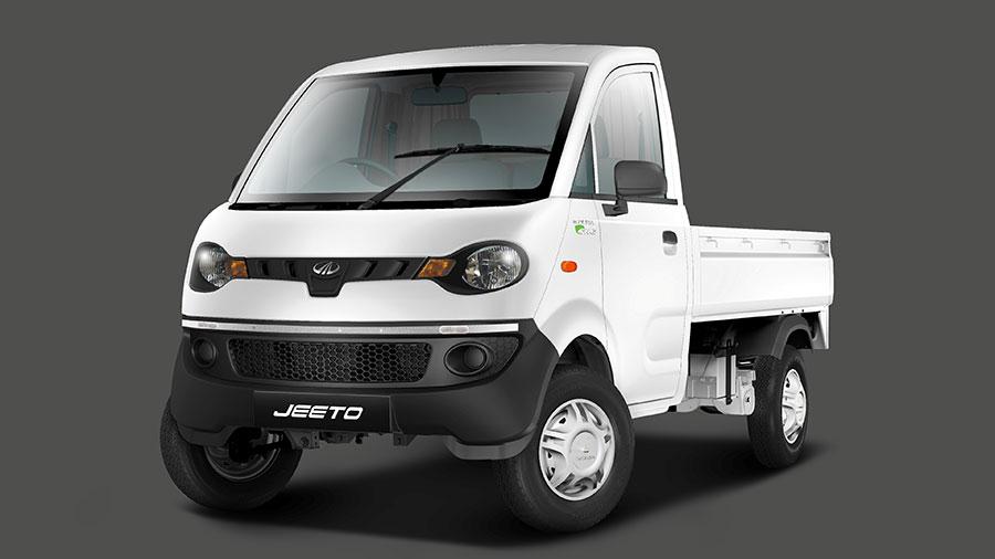 Mahindra Jeeto CNG Variant