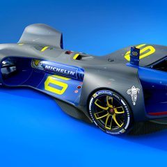 Roborace announces Michelin as Official Tyre Sponsor