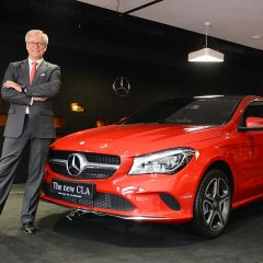 Mercedes-Benz inaugurates new world class showroom in the heart of New Delhi
