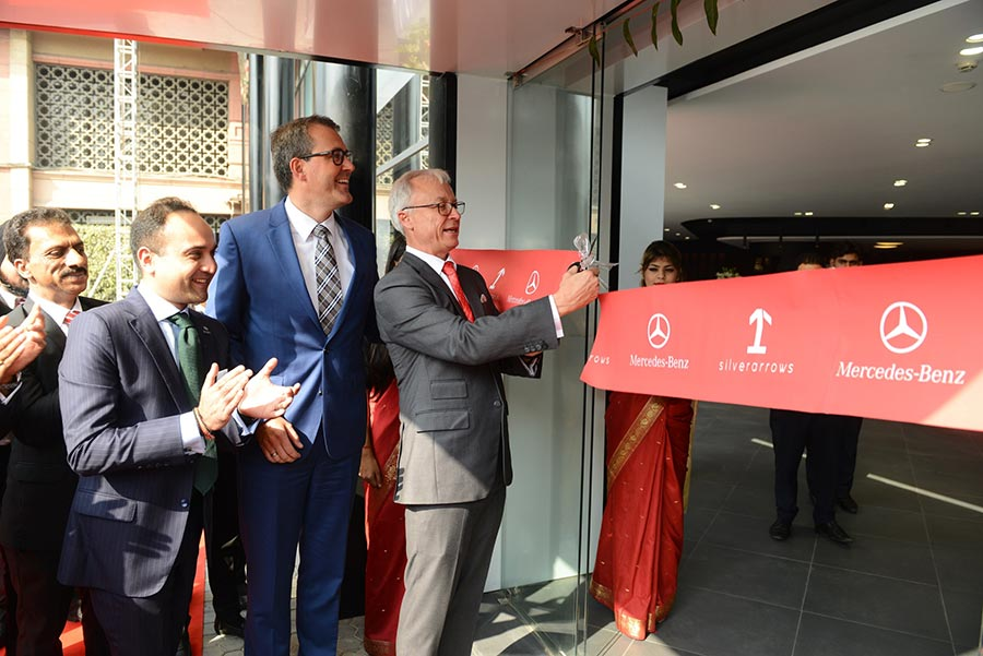 mr-roland-folger-md-ceo-mercedes-benz-india-at-the-inauguration-ceremony-of-silver-arrows-dealership-at-the-ashok-hotel-chanakyapuri-new-delhi
