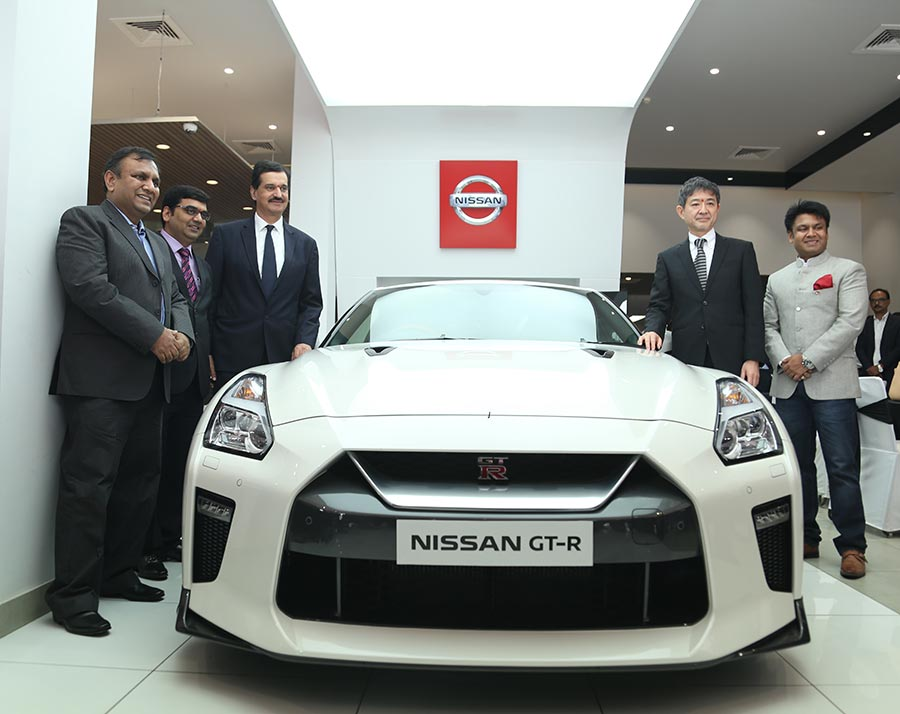 Nissan High Performance Showroom in India
