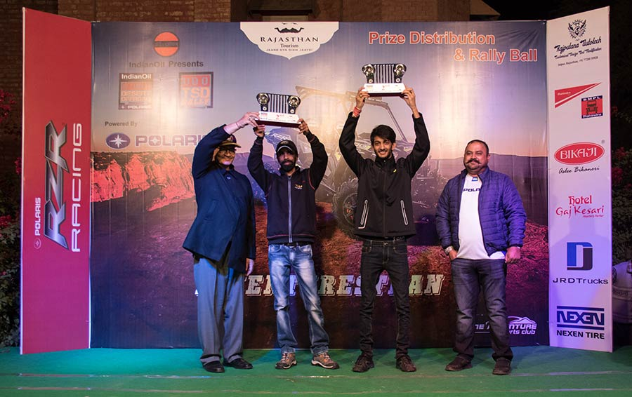 raj-singh-rathore-finishes-close-second-at-ultimate-desert-offroad-2016