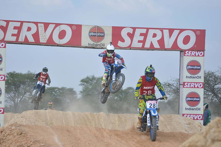 TVS National Supercross event