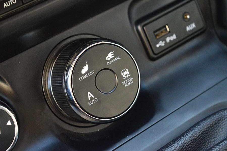 tata-hexa-drive-modes