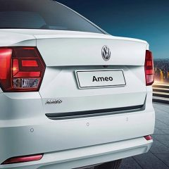 Special Edition Volkswagen Ameo Crest Launched in India