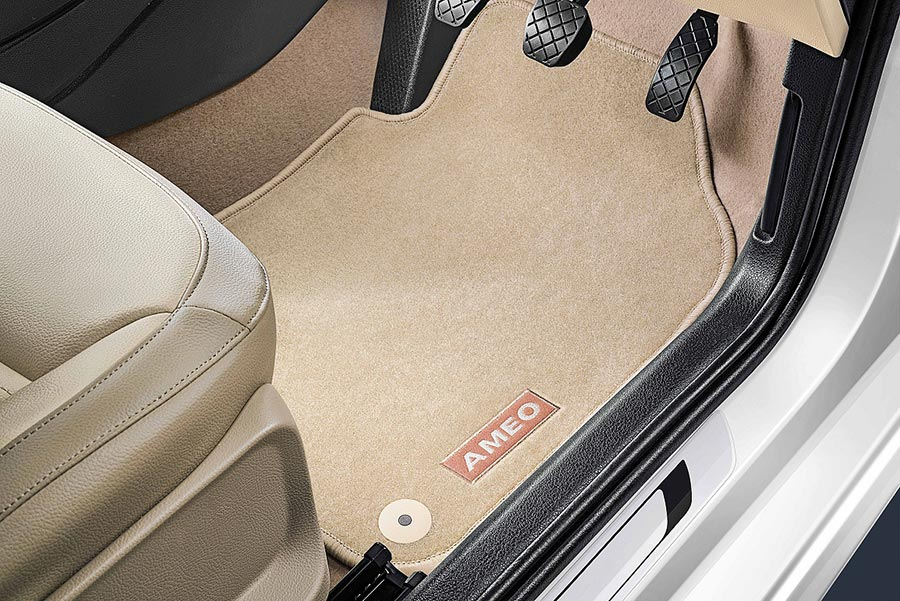 Vollkswagen Ameo Floor Mat