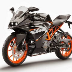 2017 KTM RC 200 and KTM RC 390 Launch on January 19