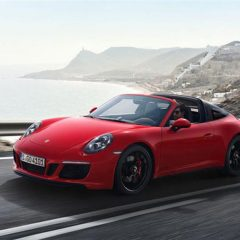 New 2017 Porsche 911 GTS Line up revealed