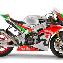 "Piaggio Aprilia Racing ""Factory Works Project"""