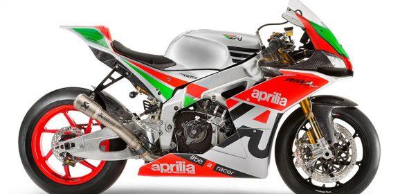 "Piaggio Aprilia Racing ""Factory Works Project"""