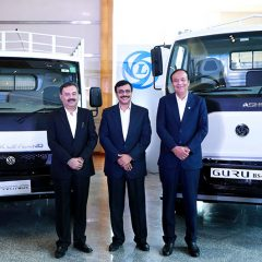 Ashok Leyland GURU and Next Generation 'PARTNER' LCV launched in India