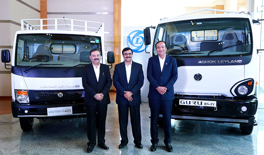 New Ashok Leyland Partner and New Ashok Leyland Guru
