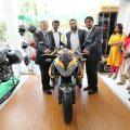 DSK Benelli Showroom in Chennai