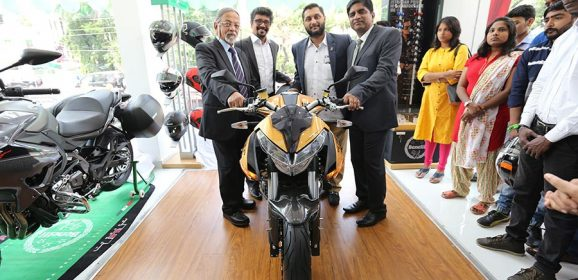 DSK Benelli launches its second showroom in Chennai