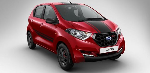 Datsun to launch redi-GO 1.0L and redi-GO Automatic in June 2017