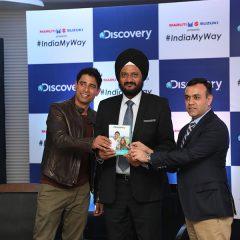 Discovery Collaborates With Maruti Suzuki To Celebrate A Landmark Journey Across 29 States