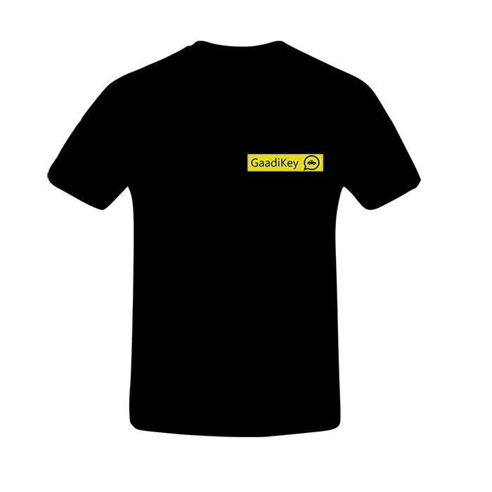 Buy GaadiKey Tshirt