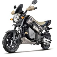 Honda introduces New Adventure & Chrome edition for NAVi