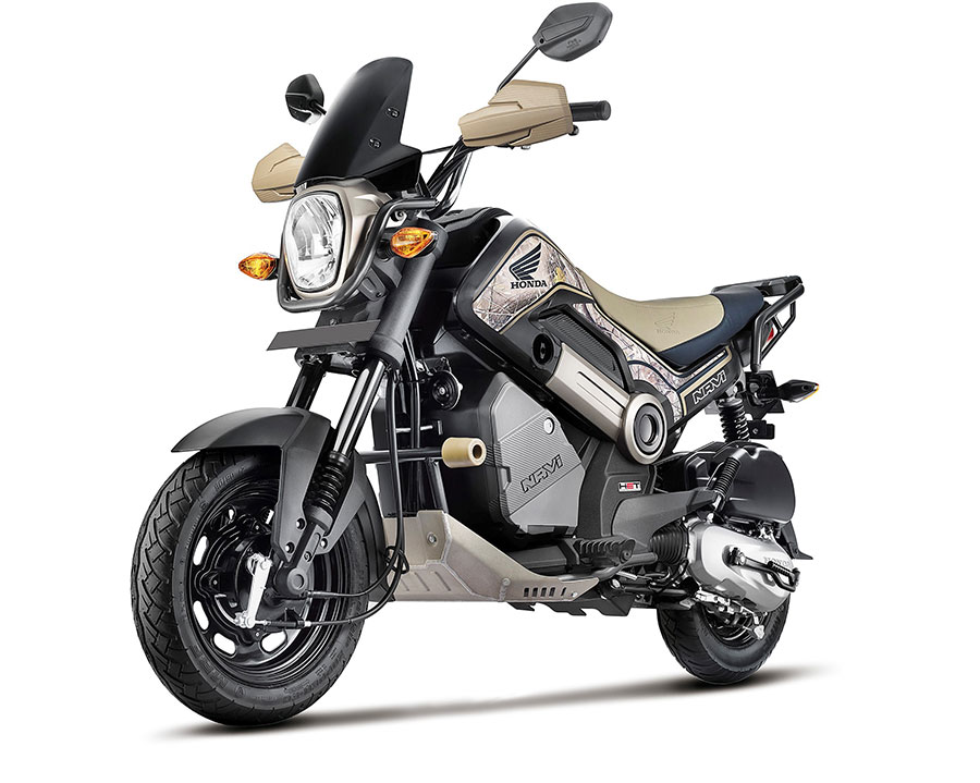 Honda Navi Adventure Edition
