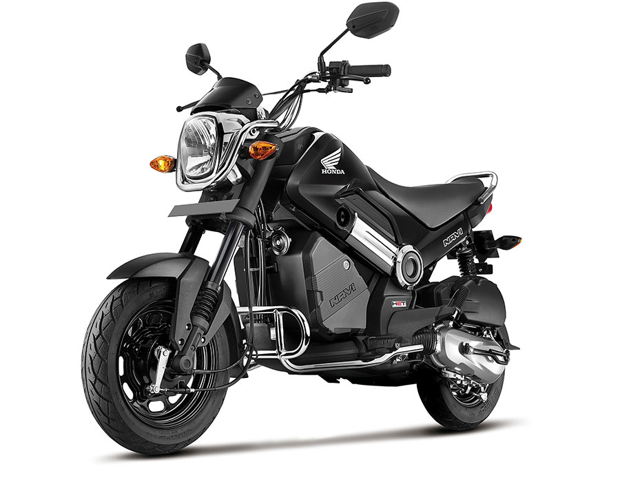 Honda Navi Chrome Edition