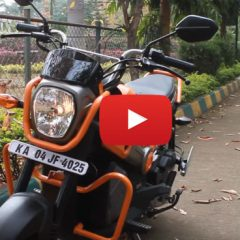 Honda Navi Review [Video]