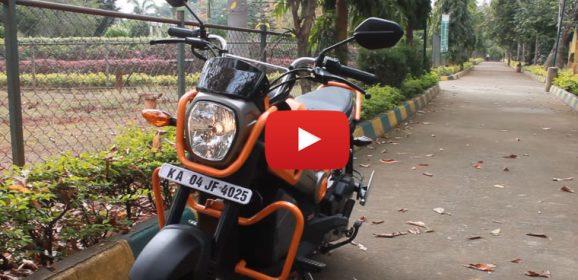 Honda Navi Review [Video]