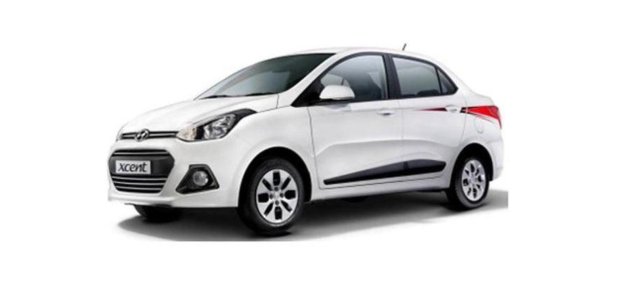 2017 Hyundai Xcent Pictures