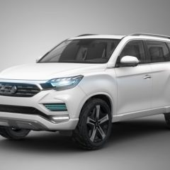 Mahindra Y400 to Rival Toyota Fortuner