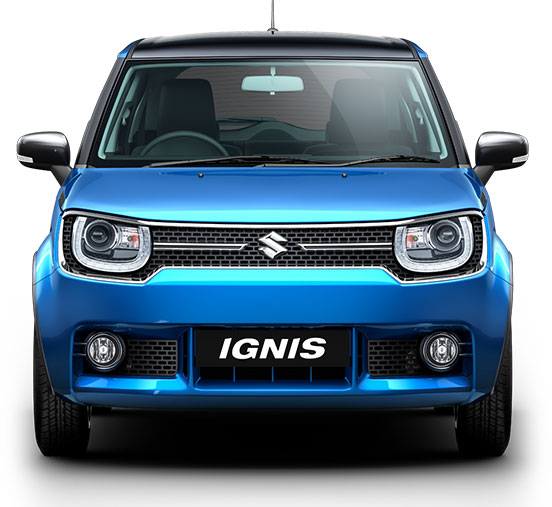 Maruti Ignis Front Photo