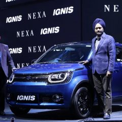 Maruti Ignis launched in India at INR 4.59 Lakhs