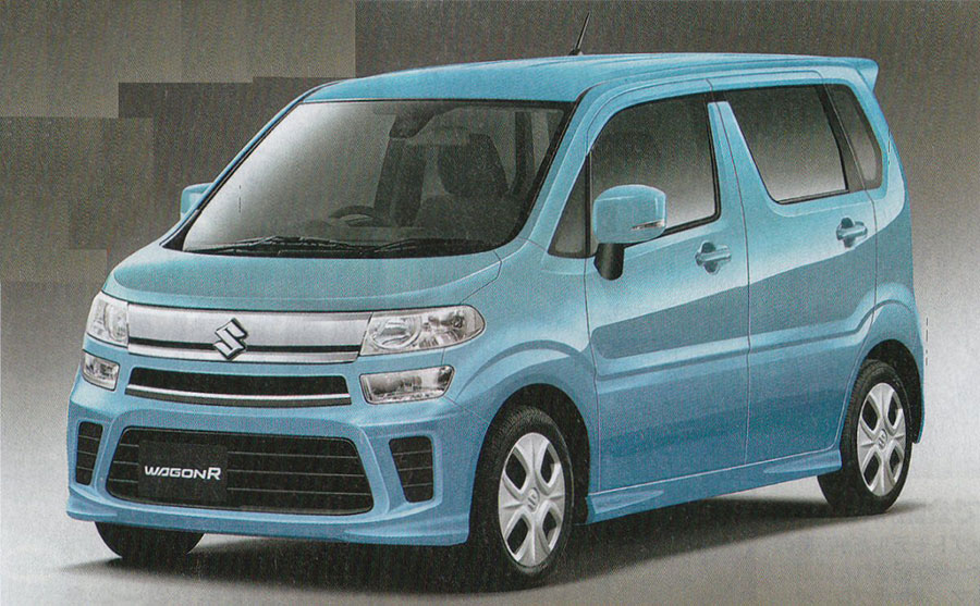 Photos of 2017 Maruti WagonR