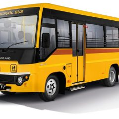 Ashok Leyland Sunshine and New MiTR School Bus launched in Bengaluru