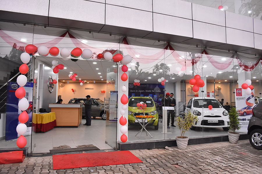 Nissan Dealership Himachal Pradesh