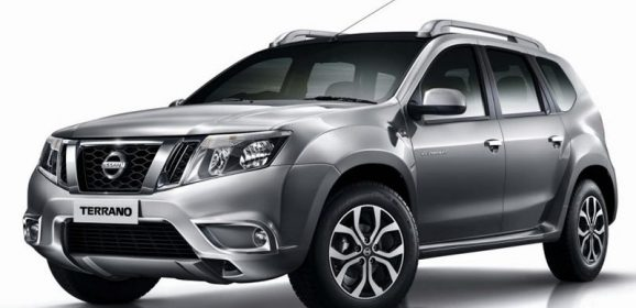 New Nissan Terrano Launch in March 2017