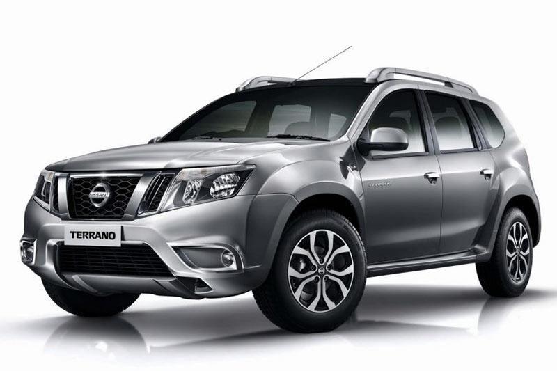 Nissan Terrano 2017 Edition