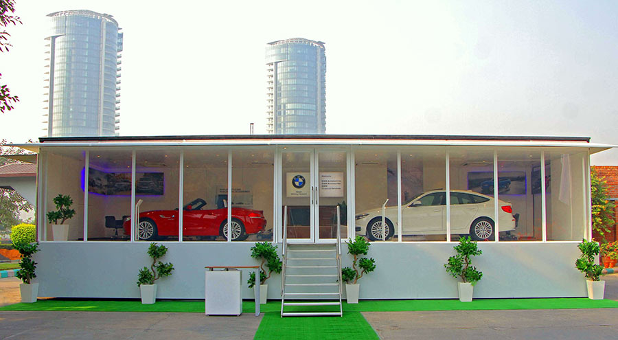 BMW Mobile Studio Salem India