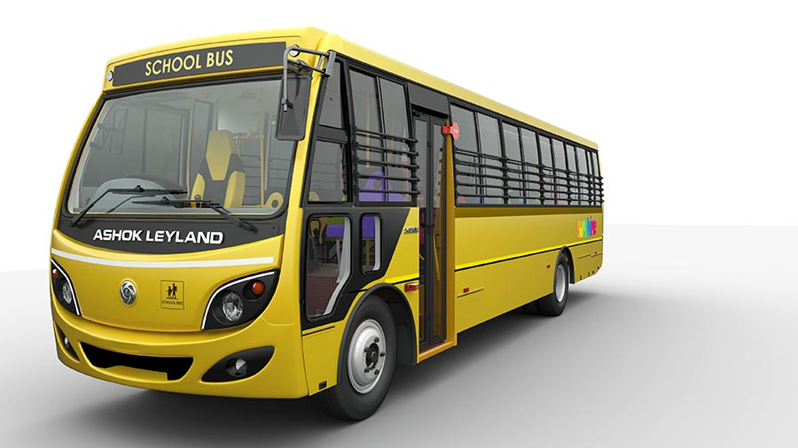 Ashok leyland sunshine and new mitr school bus launched in bengaluru ashok leyland sunshine and new mitr school bus launched in bengaluru mozeypictures Image collections