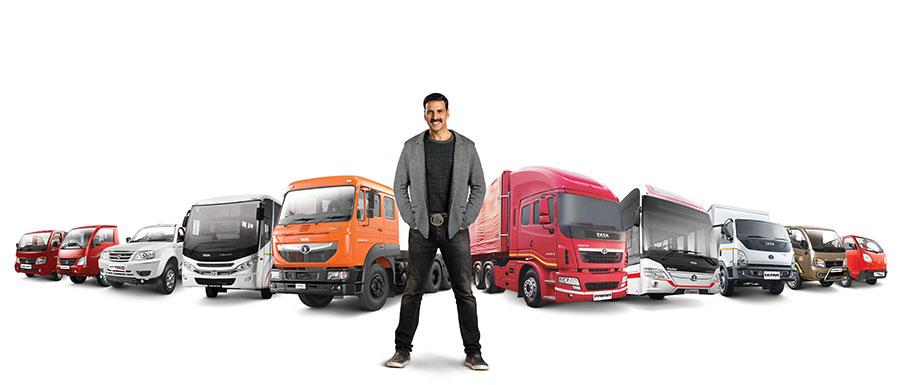 Tata Motors Akshay Kumar Brand Ambassador