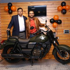 UM Motorcycles launches new dealership in Dehradun