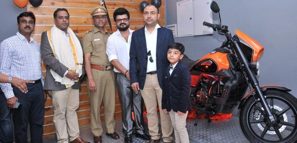 UM Motorcycles enter Kerala, inaugurates its first dealership in Cochin