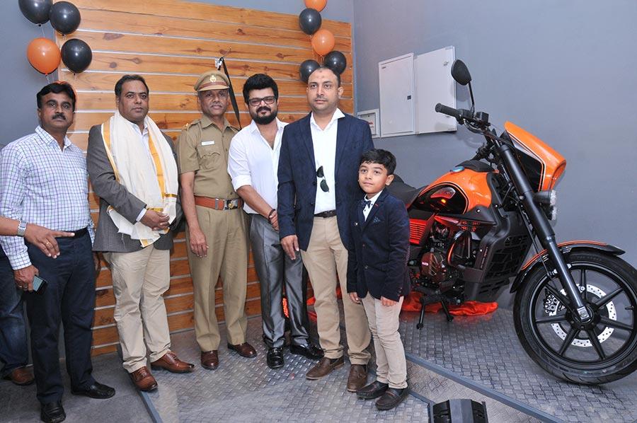 UM Motorcycles Kerala