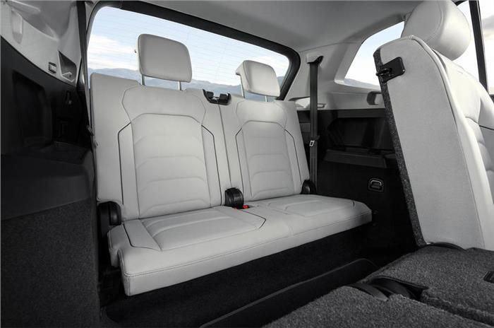 Volkswagen Tiguan AllSpace Interior Details