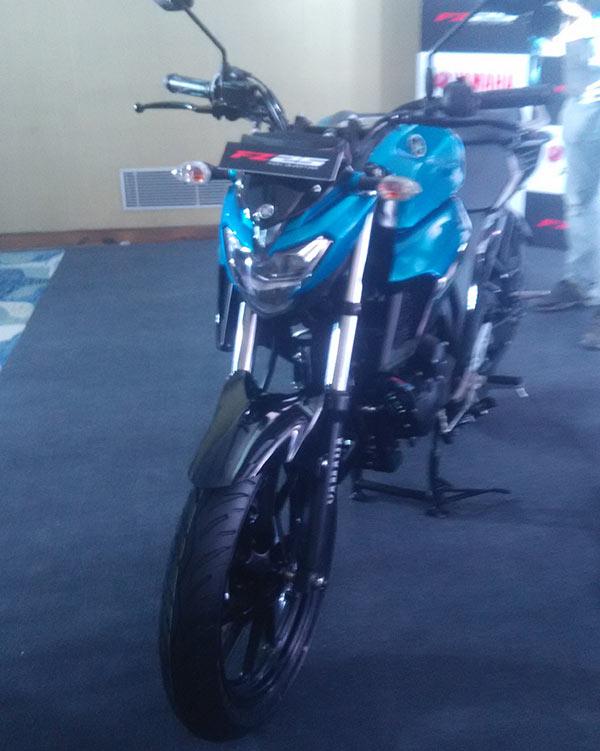 Yamaha FZ25 Front View