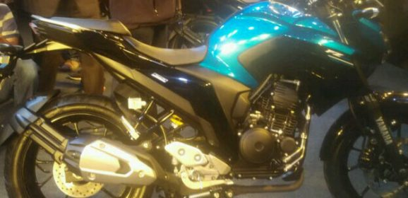 Yamaha FZ25 250cc Motorcycle launched in India at Rs 1.2 Lakhs
