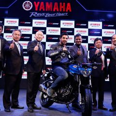 Yamaha reports 11% domestic sales growth in May 2017