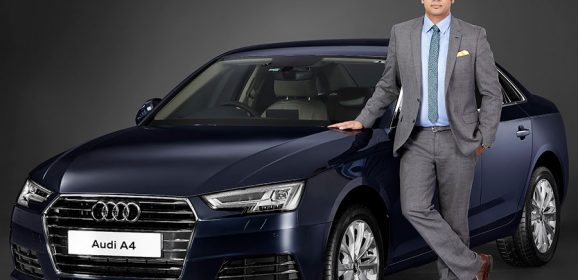 2017 Audi A4 Diesel variant (35 TDI) launched in India